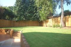 The Birches Garden 3
